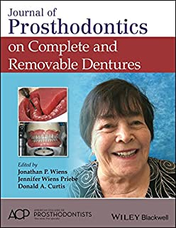 Journal of Prosthodontics on Complete and Removable Dentures (English Edition)