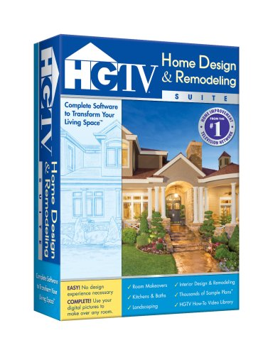 Top 10 best selling list for remodeling software