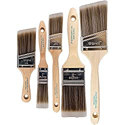 Pro Grade Paint Brushes 5 Ea Review