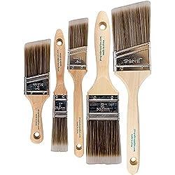Image of Pro Grade - Paint Brushes -...: Bestviewsreviews