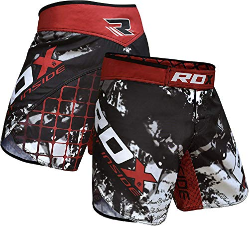 RDX Clothing MMA Training UFC Shorts Cage Fighting Grappling Martial Arts Boxing Muay Thai...