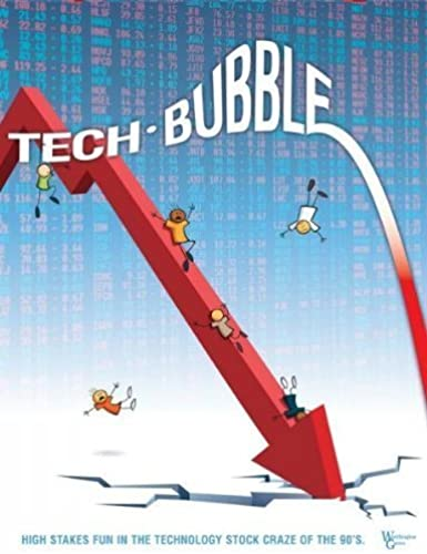 Tech Bubble - Market Game by Worthington Games