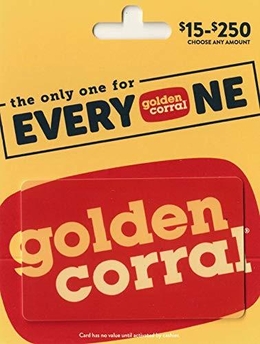 Golden Corral $50 Gift Card