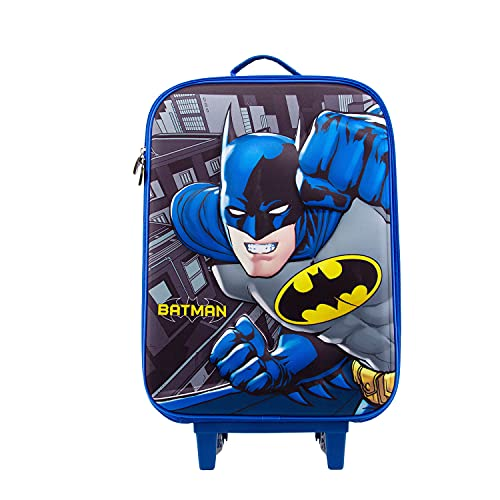 Batman Fist-Maleta Trolley Soft 3D