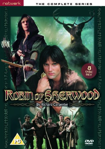 Robin of Sherwood - The Complete...