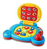 VTech Baby's Learning Laptop Toy (Frustration Free Packaging), Blue