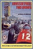 Froy NÜRburgring Grande Prezzo Di Europa Racing Wand