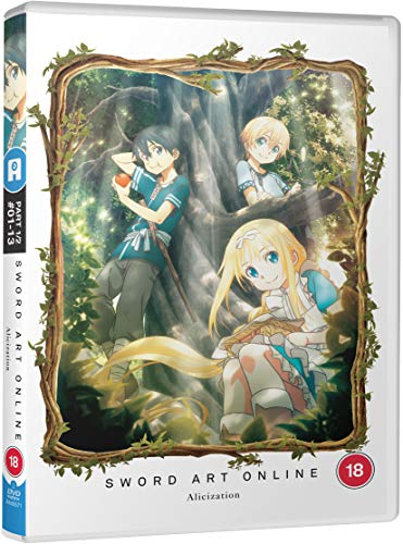 Sword Art Online Alicization Part 1 - Standard Edition [DVD]