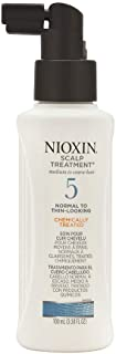 Nioxin System 5 Leave-In Scalp and Hair Treatment, 3.4 Ounce