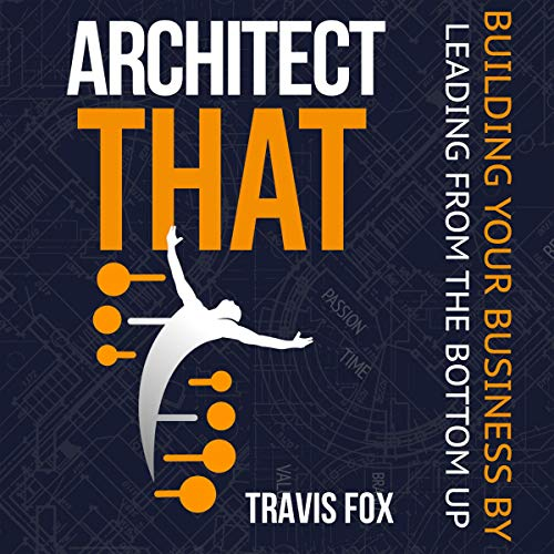 Architect That audiobook cover art