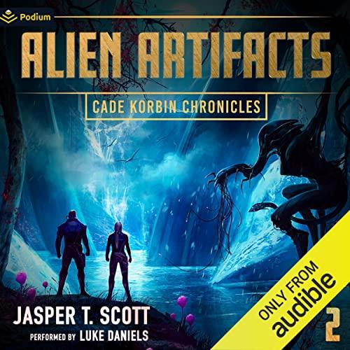 Alien Artifacts cover art