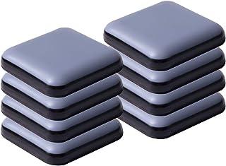 Deslizadores autoadhesivos para muebles, para poder moverlos sobre alfombras y suelos de madera dura