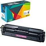 Do it Wiser Compatible Toner Cartridge Replacement for Samsung CLT-M504S CLP-415 CLP-415N CLP-415NW CLX-4195FW CLX-4195N CLP-470 CLP-475 CLX-4170 SL-C1810W Xpress C1860FW - Magenta
