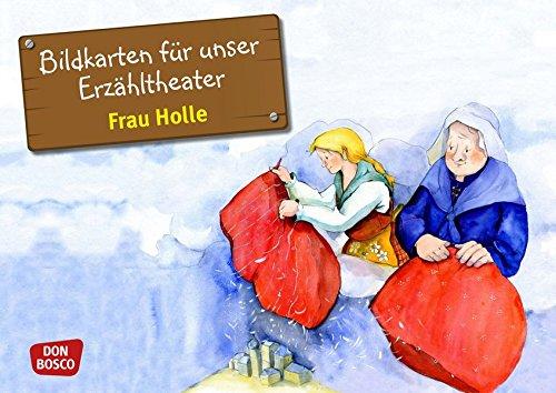 Bildkarten für unser Erzähltheater: Frau Holle: Kamishibai Bildkartenset. Entdecken. Erzählen. Begreifen (Märchen für unser Erzähltheater)