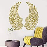 Angel Wings Wandtattoo, Wings Sticker Home Decor, Mode