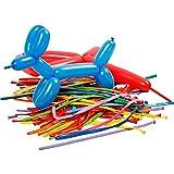 Deet® 38 Pack de globos de modelado con bomba