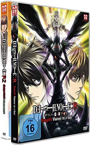Death Note: Relight - Gesamtausgabe - Bundle - Vol.1-2 - [DVD] [Alemania]