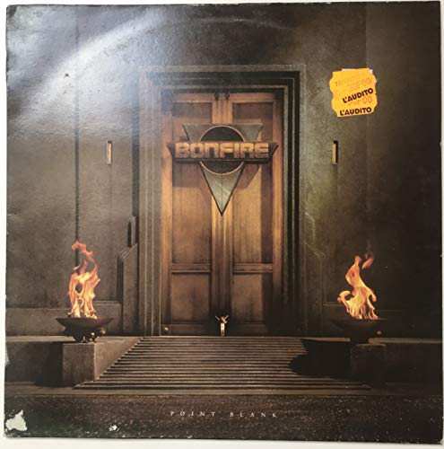 Point blank (1989) [Vinyl LP]