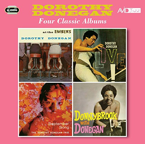 Four Classic Albums (At The Embers / Live / September Song / Donnybrook With Donegan)