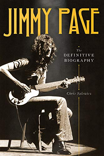 Jimmy Page Audiobook By Chris Salewicz cover art