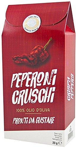 Peperoni Cruschi (dolci) di Senise già Fritti