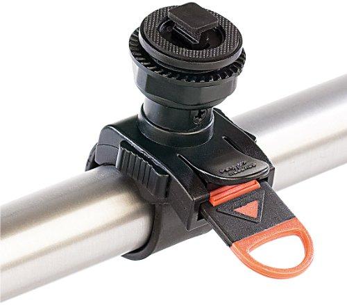 NavGear Zubehör zu Fahrrad Navi Halterungen: Navi-Fahrradhalter Super Fix für Lenker-Durchmesser 17-30 mm (Fahrradzubehör)