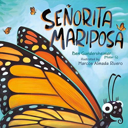 Couverture de Señorita Mariposa