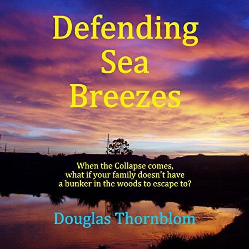 Defending Sea Breezes audiobook cover art
