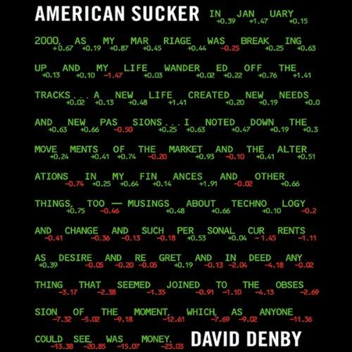 American Sucker audiobook cover art