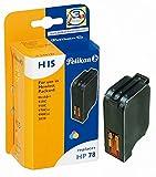 Pelikan 348791 - Cartucho de tinta HP 78 para HP DeskJet 920 C, 950 C, 970 CXI, 990 CXI, 3820 (3 Colores)