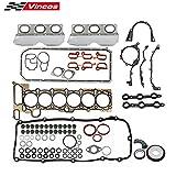 Vincos Cylinder Head Gasket Set HS9325 HB9325 HS26245PT ES72440 HS9325 HB9325 SL1000 CS26245