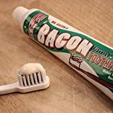 bacon toothpaste - funny toothpaste