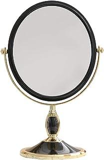 MXD Mirror Makeup Mirror Desktop Beauty Princess Mirror Simple Modern Fashion Countertop Mirror (Size : M)