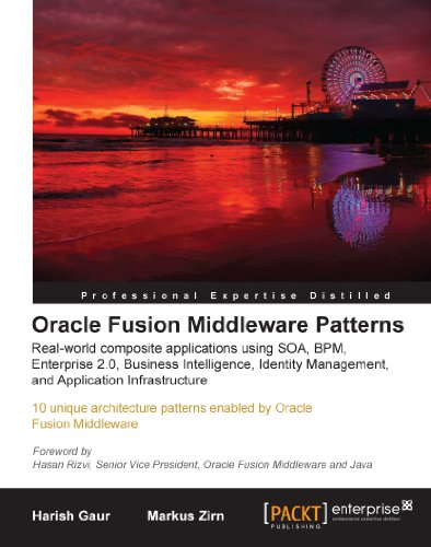 Oracle Fusion Middleware Patterns (English Edition)