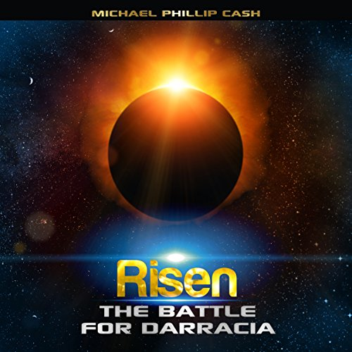 Risen: The Battle for Darracia audiobook cover art
