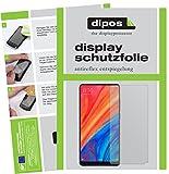 dipos I 6X Schutzfolie matt kompatibel mit Xiaomi Mi Mix 2S Folie Bildschirmschutzfolie