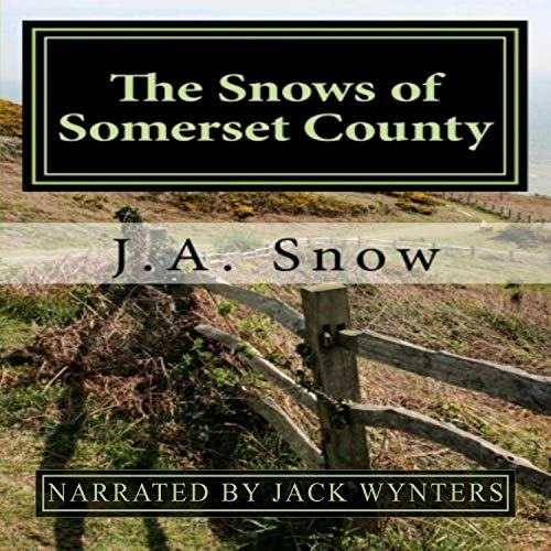 The Snows of Somerset County cover art