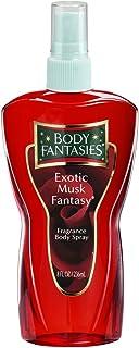 فانتيسي معطر جسم مسك احمر ، 236 مل