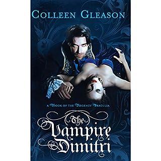 The Vampire Dimitri cover art