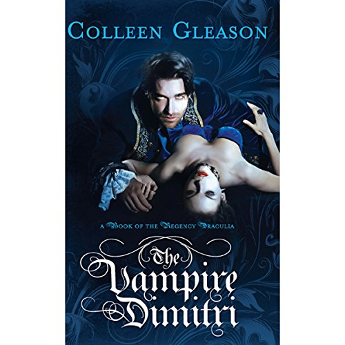 The Vampire Dimitri audiobook cover art
