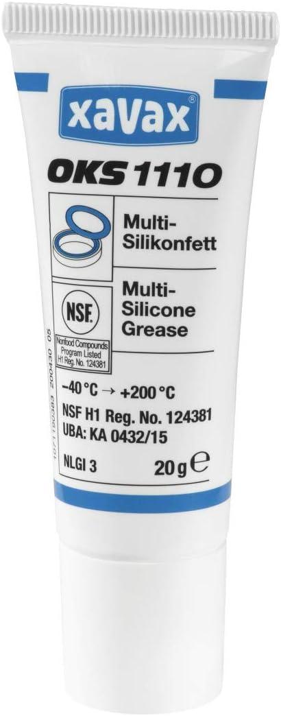 Silikonfett lebensmittelecht Industrie für Kaffeevollautomaten Dichtungen