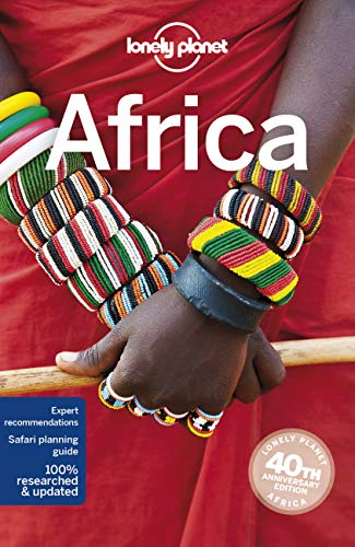 Lonely Planet Africa [Lingua Inglese]