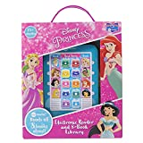 Disney Princess Cinderella, Belle, Ariel, and More!- Me Reader Electronic Reader and 8 Sound Book Library - PI Kids