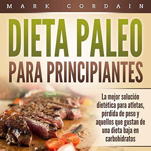 Menu dieta paleolitica para deportistas