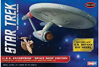 Polar Lights Star Trek TOS USS Enterprise Space Model Kit