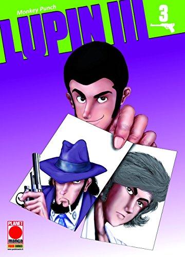Lupin III (Vol. 3)