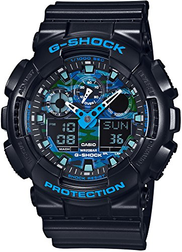 G-SHOCK [Casio] CASIO Watch GA-100CB-1AJF Men's Change Time Casio G-shock Watch