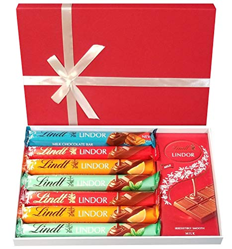Lindt Chocolate Selection Box Lindt Lindor Chocolate Lovers Letter Box