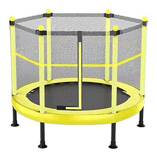 FSGD Trampoline met Behuizing Net Mini Trampoline voor Kinderen rebounding oefening Combo Bounce Jump, Ondersteuning gewicht tot 100kg