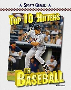 Hardcover Top 10 Hitters in Baseball Book
